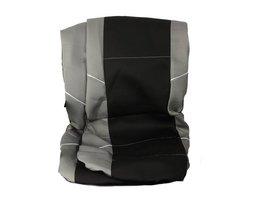 Autostoel Hoes Set Zwart