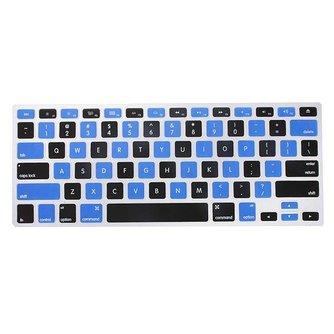 Waterproof Toetsenbord Beschermhoes voor de MacBook 13/15/17