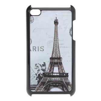 Retro Eiffeltoren Beschermhoes voor de iPod Touch 4/4G