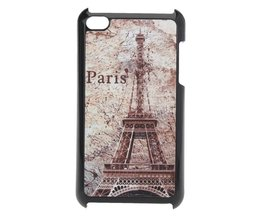 "IPod Touch 4 Case ""Paris"""