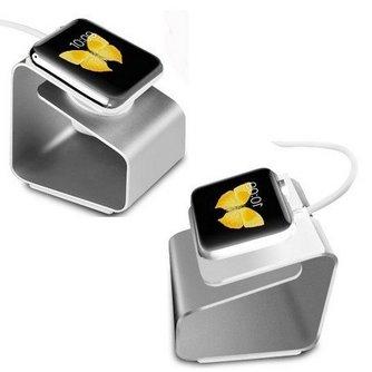 Aluminium Oplaadstation voor Apple Watch