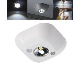 Draadloze Sensorlamp
