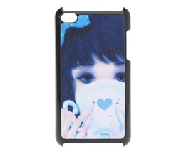 Plastic Hoesje Hard Cover voor iPod touch 4