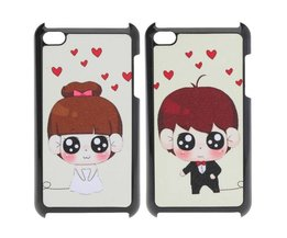 Hard Cover Case voor iPod Touch 4