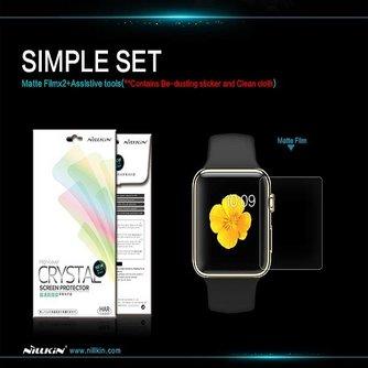 Anti-vingerafdruk beschermfolie voor Apple Watch