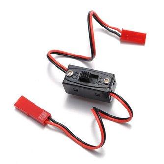 JST Schakelaar Li-Po Batterij