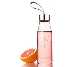 Waterfles van Glas (450ml)