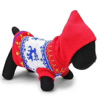 Hoodie voor Honden