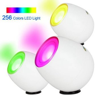 Kleurenlamp