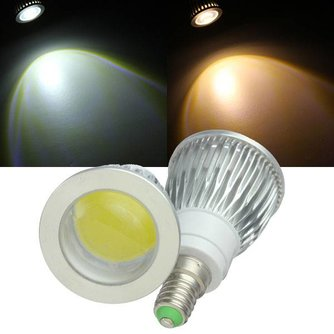 5 W LED Lamp Voor E14 Fitting