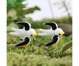 Vogel Beeldje voor Decoratie