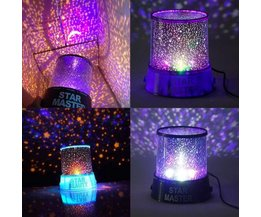 Sterrenhemel Projector Lamp LED