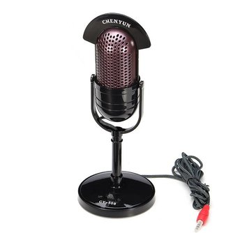 Chenyun Retro Microfoon CY-509