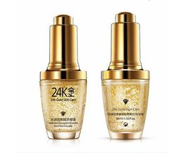 24k Gold Cream voor een Jonge Huid