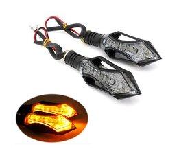 LED Richtingaanwijzers Voor Een Motor