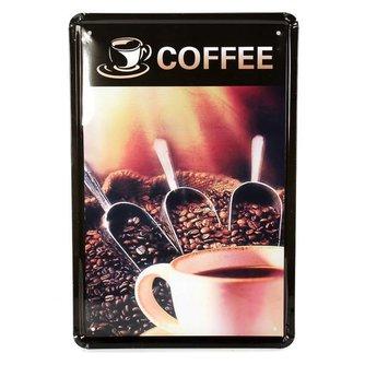 "Vintage Wandborden ""Coffee"""