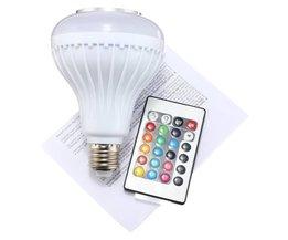 LED Lamp Speaker met Bluetooth