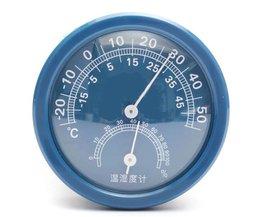 Minithermometer met Vochtigheidsmeter