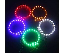 LED Lampjes Voor De Grille