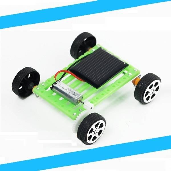 Zelfbouw Auto Solar