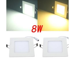 8 Watt LED Lamp Voor Plafond