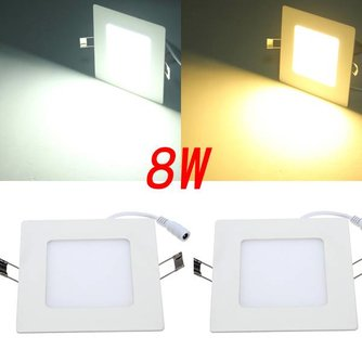 8 Watt LED Lamp Voor Plafond