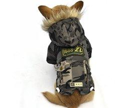 Winterjas voor de Hond