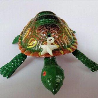 Plastic Schildpad Opwindspeelgoed