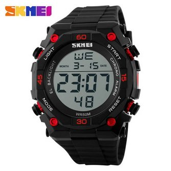 Multifunctioneel Waterproof Herenhorloge Skmei 1130
