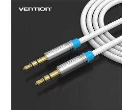 Vention Stereo Kabel Goud Mannelijk