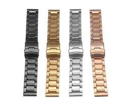 Horlogebandje van Roestvrij Staal 22mm