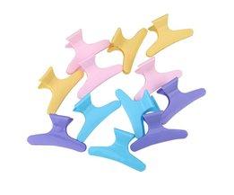 Plastic Haarclips 12 Stuks