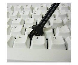 Toetsenbord borstel voor mechanisch toetsenbord