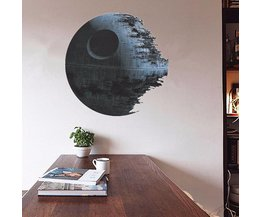 Decoratie Sticker Death Star Star Wars