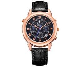 MEGIR Dubbelzijdige Horloges