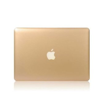 Ultradunne Metallic Hardcase Hoes voor MacBook Pro 13.3