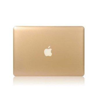 Ultradunne Metallic Hardcase Hoes voor MacBook Pro 13.3