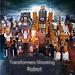 Robot Transformer Pistool
