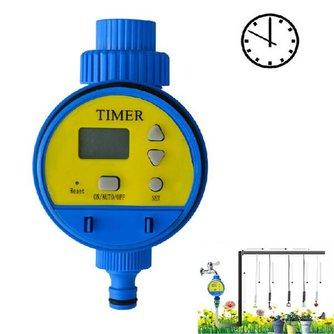 Watertimer LCD