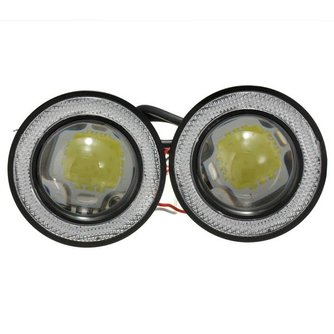 12V LED Verlichting Auto in 2 Kleuren