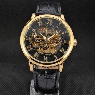 Horloge met Zichtbaar Binnenwerk