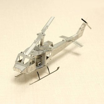 3D Puzzel Speelgoed Helicopter