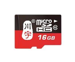 16 GB Micro SD Kaart Klasse 10 TF