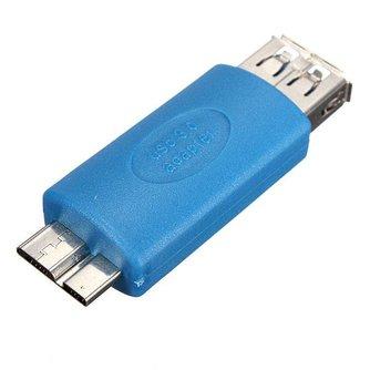 USB Micro B Verloopstekker