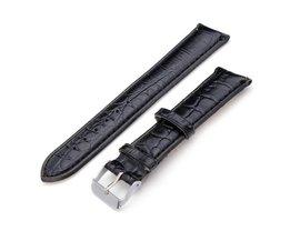PU Leren Horlogebandje 20mm