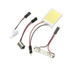 Leeslamp Auto 12 Volt LED Plaatje
