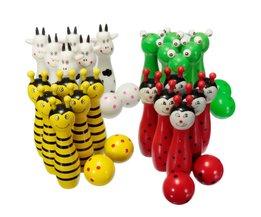 Mini Bowling Set voor Kinderen