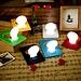 Pocket Light met Konijn, Ster of Lamp