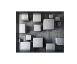 Originele Muismat met Blokken