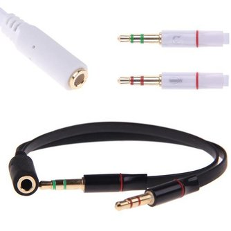Audio Splitter 3.5mm
